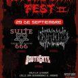 El Ritual fest es la union del metal con la oscuridad, sonidos duros a golpe de doom ,thrash y death que harán vestirte de negro y metal por dos días. […]