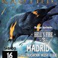Kaothic junto a Hell´s Fire este sábado en Madrid El próximo sábado 16 de septiembre Kaothic y Hell's Fire estarán compartiendo escenario en la Sala Trashcan MUSIC Club (Cardenal Cisneros, […]