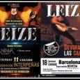 Quedan pocas semanas para ver a LEIZE cerrando gira en Madrid… Se va acercando el fin de gira de LEIZE a Madrid, que XXX años devorando las calles merece un […]