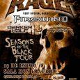 Firewind serán los invitados especiales en la gira de Rage La Gira Seasons of The Black Tour de los alemanes Rage incorpora a los Firewind de Gus G. a la […]
