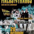 "Malos Tragos presentan ""Back to th Past"" en La Masia de Sant Boi ""Back to the Past"" es el disco con el que Malos Tragos han hecho un homenaje a […]"