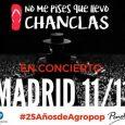 'No me pises que llevo chanclas', Fin de Gira en Madrid el 11 de noviembre La mítica banda de los noventa 'NO ME PISES QUE LLEVO CHANCLAS' concluirá los dos […]