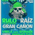 La Raíz se suma al cartel de Montgorock como tercer cabeza de cartel El combo valenciano más internacional que llevaaños prodigando el mestizaje-rock nacional por dentro y fuera de nuestras […]