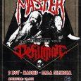 La legendaria banda de Death Metal americana/checaMasterconfirman su presencia en España dentro de suOmens of Death Tour, con el que recorrerán buena parte de Europa. La banda liderada por Paul […]