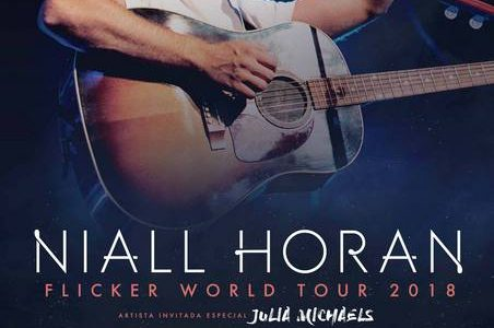 Niall Horan anuncia la etapa europea de 'Flicker World Tour 2018' que tendrá parada en Barcelona y Madrid Su álbum debut en solitario 'Flicker' se publicará el próximo 20 de […]