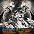 El hard stoner rock macarra y salvaje de los australianos MAMMOTH MAMMOTH arrasará la península en noviembre Queremos informar que debido a causas ajenas a los promotores y a Mammoth […]