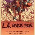 L.A. LLEGA A MADRID CON SU 'BEASTS TOUR'La banda de Luis A. Segura presentará sus nuevos temas al público de la capital el próximo 16 de diciembre, conMaryland como artista […]