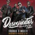 Desvariados Fin de Gira Café Caimán Madrid – Sala Sol Desvariados arranca su Tour fin de gira de su álbum Café Caimán el próximo 3 de marzo en Sala El […]