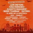 Lori Meyers,Berri Txarrak, Raydeny más nombres se suman al décimo aniversario de Rock Sin Subtítulos™ La iniciativa cultural que promueve los shows de artistas españoles en capitales europeas, desvela la […]