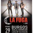 LA FUGA Presenta el viernes 29 de diciembre en la sala Hangar deBurgos su nuevo trabajo 'Edición Especial: Humo y Cristales + Mientras Brille La Luna' La Fuga vuelve a […]
