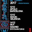 """The Horrors inician hoy la gira de """"V"""" 12 dic – Barcelona – Sala Apolo – entradas 13 dic – Valencia – Moon – entradas 14 dic – Madrid – […]"""
