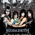 MEGADETH, la banda liderada por Dave Mustaine, será la encargada de abrir el concierto de KISS que se celebrará el domingo 8 de julio en el Wizink Center de Madrid. […]