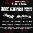 SCORPIONS CONFIRMADOS COMO ÚLTIMO CABEZA DE CARTEL PARA ROCK FEST BARCELONA 2018 Los alemanesSCORPIONSse unen al cartel de Rock Fest Barcelona 2018 como últimos cabezas de cartel, en una edición […]