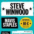 Steve WinwoodyMavis Staplesprimeros artistas confirmados en elBBK MUSIC LEGENDS FESTIVAL. El Festival, organizado porBBKcon la colaboración deDekker Events, se celebrará los días 29 y 30 de junio de 2018 en […]