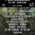 El Festival PortAmérica confirma a Izal, Los Auténticos Decadentes, El Columpio Asesino, Viva Suecia, La Vida Bohème o Mexrrissey, entre muchos otros 7ª edición, Caldas de Reis, 5-6-7 de julio […]