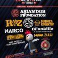 Alterna Festival, que se celebrará los días 5-6-7 de Julio 2018 en El Bonillo (Albacete), arranca con grandes confirmaciones nacionales e internacionales. Encabezan esta primera tanda los londinenses Asían Dub […]