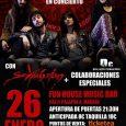 Pinball Wizard llega a Madrid el 26 de enero presentando su nuevo disco Shout It Out and Break the Sound en la sala Fun House Music Bar. El disco está […]