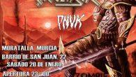 Si te gusta el sonido que te traslade a los dorados años 80, sin duda la banda EXCALIBUR, de Elda (Alicante) te van a encantar, podrás verlos presentando su nuevo […]