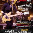 Inconscientes, Bourbon Kings y Sonic Toys en la fiesta de La Heavy nº 400 Inconscientes, el grupo de rock & roll formado en 2006 por Iñaki Uoho Antón, (legendario guitarrista […]