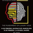 "OMD (Orchestral Manoeuvres in the Dark) los pioneros del Synth-Pop presentarán su deslumbrante 13º álbum de estudio, ""The Punishment of Luxury"", en Barcelona y Madrid en febrero 2018 14 de febrero – Razzmatazz […]"