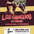 Los Ganglios en la Sala MON Live Madrid Fecha –Sábado 27 Enero Hora –20:30 Precio –Anticipada 12€ / Taquilla 15€ Sala –Sala MON Live Madrid Grupos –Los Ganglios + Estrogenuinas […]