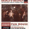 Bastante más que blues rock: Blues & Decker llega a Madrid este sábado Fecha –27 de Enero de 2018 Hora –20:00 Precio –6€ Anticipada – 8€ Taquilla Sala –Sala Fun […]