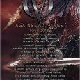 """La banda bizkaina de Heavy Metal VHÄLDEMAR anuncian el Tour de apoyo al lanzamiento de su nuevo álbum """"Against All Kings"""" editado el pasado Noviembre a través de Fighter Records […]"""