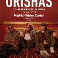 ORISHAS EN CONCIERTO EL 15 DE ABRIL EN MADRID LOS CUBANOS REGRESAN A LOS ESCENARIOS TRAS SIETE AÑOS DE AUSENCIA Orishas, el fenómeno cubano del hip hop, actuarán el 15 […]