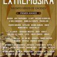 Extremúsika 2018 con representación de lujo de El Dromedario Records Extremadura se llenará de rock los próximos 12, 13 y 14 de abril con motivo del regreso del Extremúsika, festival […]