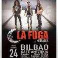 LA FUGA Presenta el sábado 24 de febrero en el Kafe Antzokide Bilbao su nuevo trabajo 'Edición Especial: Humo y Cristales + Mientras Brille La Luna' La Fuga vuelve a […]