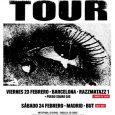 $UICIDEBOY$ Ha pasado: yano quedan entradaspara el concierto de$uicideboy$ en Madrid,que tendrá lugar el24 de febrero en la sala But. La expectación para verlos no es menor enBarcelona, donde actuarán […]