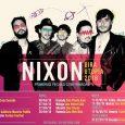"""Ya a la venta""""Utopia"""" el nuevo disco de NIXON La banda almerienseNixon publicará su tercer álbum de estudioel próximo 9 de febrero, y llevará por titulo""""Utopia"""",un disco que ha sido […]"""