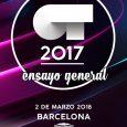 Ensayo General de la gira de OTen Barcelona Por primera vez ennuestro país los fans podrán asistir como público a los Ensayos Generales de una gira, en una iniciativa novedosa […]