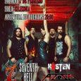Empezamos el Woman Mezcla Fest 2018 con una fiesta en Silikona ¡Llega la Tercera edición de Mezcla Metal Woman Fest! Un festival que nos muestra la importante presencia femenina en […]