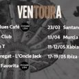 SANTERO Y LOS MUCHACHOS ARRANCAN EN MARZO LA GIRA DE 'VENTOURA' Hace escasas dos semanas que'Ventura', el primer disco deSantero y los Muchachosse lanzó en formato CD y la banda […]