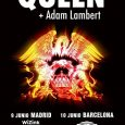 "QUEEN + Adam Lambert vuelve a España celebrando el 40 aniversario del álbum ""News of the World"" en una producción espectacular nunca vista anteriormente 9 de junio 2018 WiZink Center MADRID […]"
