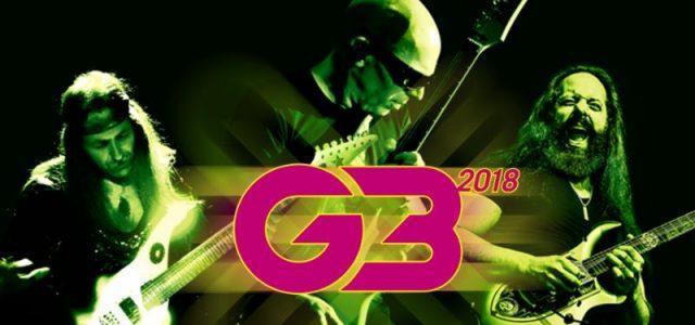 G3 2018 JOE SATRIANI – JOHN PETRUCCI – ULI JON ROTH    ¡ENTRADAS A LA VENTA! Viernes 6 de Abril BILBAO. Palacio Euskalduna Red de venta: www.riffmusic.es  […]