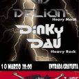 En la sala Ardo Ona de Vitoria, tenemos a Delion junto a Dinky Dau el 10 de marzo a partir de las 20:00 y con entrada ¡Gratuita! ¡No te los […]