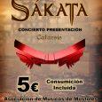"""Tras el lanzamiento de """"Catarsis"""" el pasado 9 de Febrero, la banda madrileña Sákata se dispone a presentarlo en directo.  El concierto se celebrará el próximo 23 de Marzo […]"""