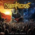 "La banda barcelonesa de Heavy Metal DEATH KEEPERS acaba de editar su álbum debut ""Rock This World"" a través de Figher Records. Formados en 2011, DEATH KEEPERS editaron su demo […]"