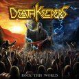 La banda barcelonesa de Heavy Metal DEATH KEEPERS acaba de editar su álbum debut «Rock This World» a través de Figher Records. Formados en 2011, DEATH KEEPERS editaron su demo […]