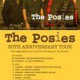The Posies 30th Anniversary Tour en septiembre y octubre Este 2018 se cumplen 30 años del nacimiento de The Posies. Nada menos. Toca celebrarlo y lo van a hacer con […]