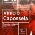 El folk italiano de Vinicio Capossela desembarca en el Teatro Lara gracias a SON Estrella Galicia · A Vinicio Capossela se le conoce como uno de los músicos más excéntricos […]