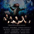 El grupo de heavy metal melódico Dünedain (Ávila, España), continúa presentando en directo su último LP, Pandemonium. Uno de los mejores discos de heavy metal de factura nacional, que sobresale […]