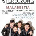 """""""LOS VALENCIANOS STEREOZONE SUELTAN YA A SU MALABESTIA A LOS ESCENARIOS"""" La banda stoner por excelencia de Valencia, Stereozone presentan en directo el próximo viernes 13 de abril su nuevo […]"""