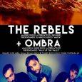 """La banda de rock alternativo The Rebels siguen de gira con su nuevo disco """"Mafía"""" (Red Fox 2017) y en esta ocasión llegan a Palma de Mallorca el próximo sábado […]"""