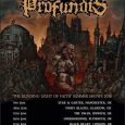 DE PROFUNDIS – BLINDING THE UK The new album from De Profundis, The Blinding Light Of Faith, will be released through Transcending Obscurity Records on May 10th. The media reception […]