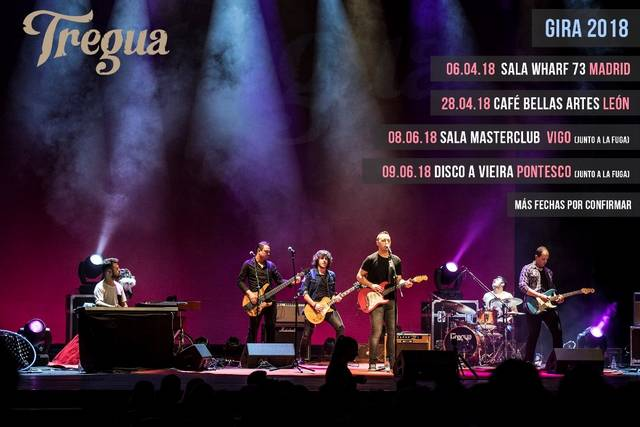 Tregua regresa a madrid el 6 de abril for Sala wharf 73