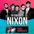 NIXON actúa en Madrid la semana que viene dentro de la fiesta de presentación del festival Cooltural Fest. La cita será el próximo jueves 17 de Mayo en la centrica […]