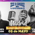Zezé di Camargo & Luciano vuelven a España con su espectáculo más 'romántico' La gira europea del grupo brasileño tendrá una parada en Madrid: Cubierta de Leganés, 5 de mayo […]